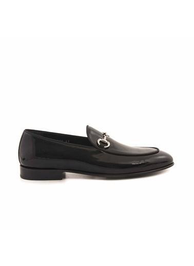 Mocassini Ayakkabı Siyah